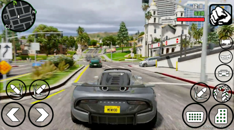 GTA V Android game